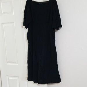GAP Dresses - GAP maternity little black dress